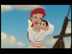 Ariel and Her Daughter Melody | ... her baby daughter Melody. Please find one of Melody (Ariel's daughter