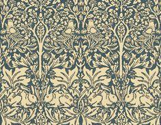 Brer Rabbit wallpaper by Morris