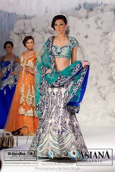frontier raas at asiana bridal show