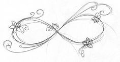 Something like this but maybe stars instead of flowers with the kids names