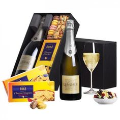 Champagne And More Gift Set to Bosnia-Herzegovina