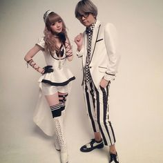 MARiA. Toku. GRND. Striped Pants, I Am Awesome, Instagram Posts, How To Wear, Oriental, Japanese, Tv, Games, Movies