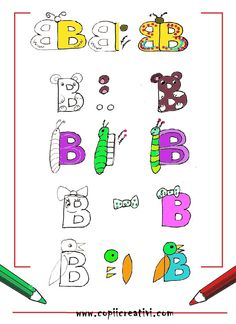 Litera B Worksheets, Abs, Words, School, Full Bed Loft, Crunches, Abdominal Muscles, Literacy Centers, Killer Abs