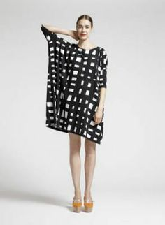 RISTIIN dress - Marimekko clothes - spring 2014