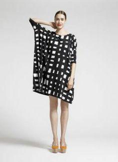 RISTIIN dress - Marimekko clothes - spring 2014