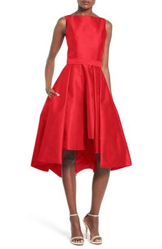 Mac Duggal High/Low Fit & Flare Dress available at #Nordstrom