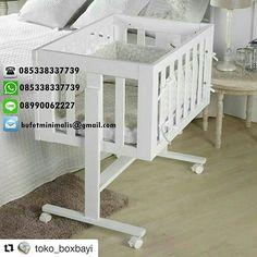 Tempat Tidur Bayi Ayunan Kayu Mahogny - Jual Box Bayi Ranjang Bayi Kasur Bayi Model Minimalis Terbaru Harga Murah Kayu Jati Jepara