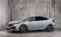 2017 Honda Civic Hatchback: Sporty, Stylish And Versatile hondaofaventura.com