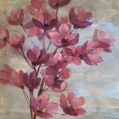 April Blooms II Art by Silvia Vassileva at AllPosters.com