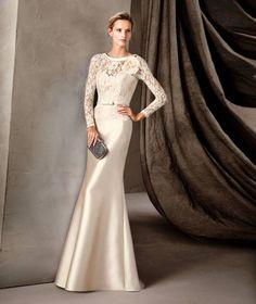 Tenues pour les mamans des mariés : Pronovias 2017 vous offre une collection élégante et tendance ! Image: 0