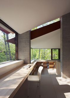 cell space architects: villa k
