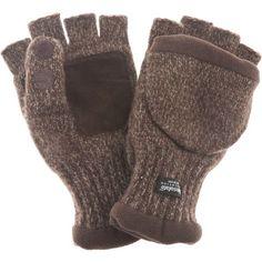 Game Winner® Women's Thinsulate™ Insulated Rag Wool Gloves