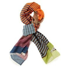 Check out this item at One Kings Lane! Merino Wool Scarf, Mack