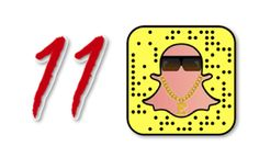 """What Does 10.5 And 11 Mean On Snapchat Story?  If you see """"10.5"""" or """"11"""" on Snapchat it means the person who posted it wears a size 10.5 or 11 shoe. The user posted their shoe size as a joke. Everyone on Snapchat is playing relationship status games so people are posting random numbers to confuse their followers. When a user's followers see the random number they search the Internet for the meaning which does not exist.  Most guys wear a size 10.5 or 11 explaining why so many of them posted…"""