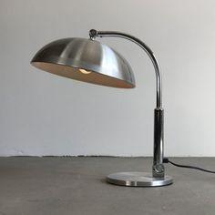 For sale: Hala Desk Lamp by H. Desk Lamp, Table Lamp, Desk Light, Vintage Designs, 1970s, Lights, Elegant, Interior, Modern