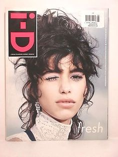 I-D No. 334 WINTER 2014  The Beautiful Issue  UK Beauty and Fashion Magazine | eBay