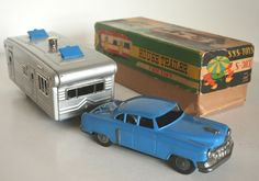 Mobile home toy