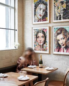 Collage Artwork, Lisbon, Portugal, Portraits, Posters, Frame, Artist, Summer, Decor