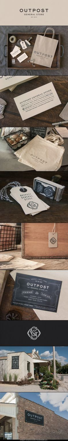 Outpost General Store By Knoed Creative - created via http://pinthemall.net