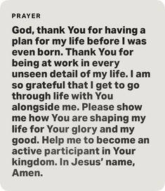 Prayer Scriptures, Bible Prayers, Faith Prayer, God Prayer, Prayer Quotes, Bible Verses Quotes, Faith Quotes, Spiritual Prayers, Prayers For Healing