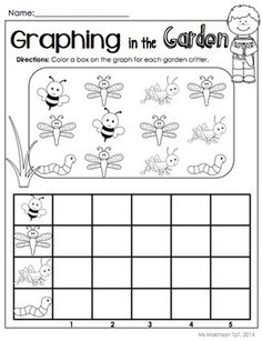 Preschool Graphing Worksheet - Bug Graph Worksheet Preschool Graphs Graphing Kindergarten Graphing Count And Graph Free Printable Worksheets Worksheetfun Graph Worksheet For Kids Cr. Picture Graph Worksheets, Graphing Worksheets, Graphing Activities, Free Worksheets, Printable Worksheets, Free Printables, Preschool Graphs, Free Preschool, Preschool Worksheets