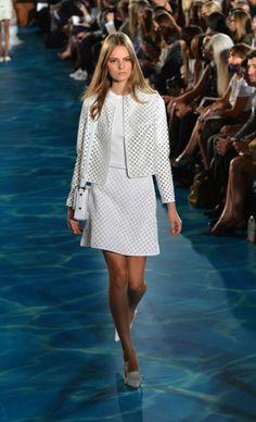 Mercedes-Benz Fashion Week : Spring 2014 TORY BURCH