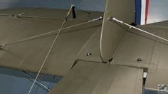 Some more detail shots of our newly restored Sopwith Camel - The Vintage Aviator
