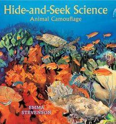 Hide-and-Seek Science: Animal Camouflage