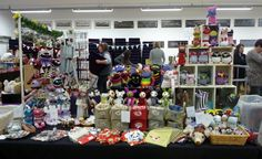 Christmas+Craft+Show+Ideas   Craft Fairs & Events   The sock garden