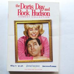 Doris Day and Rock Hudson Comedy Collection DVDs 2007 Widescreen NR Two Discs Classics 1960's Pillow Talk, Lover Come Back, Send Me No Flowers        Doris+Day+and+Rock+Hudson+Comedy+Collection+DVDs+2007+Widescreen+NR+Two+Discs+Classics+1960's