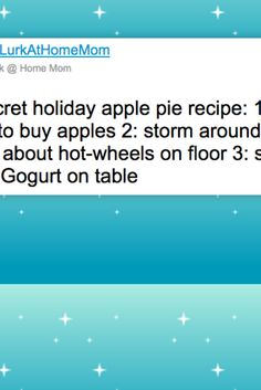 The Funniest Thanksgiving Tweets From Parents Buy Apple, Hilarious, Funny, Haiku, I Laughed, Parents, Thanksgiving, Humor, Sayings