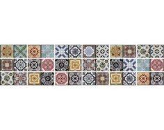 Dimex, keramické obklady - mozaika farebná - 240 x 60 cm
