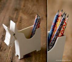 Come fare matite fai da te - Video Tutorial