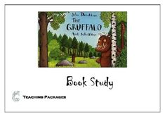 "The ""Gruffalo"" is a very popular children's story. This book study allows students to explore this text and develop an understanding of this fiction text. The pack includes the following activities: Responses to reading textsText analysisCharacter profileWriting activitiesDe Bono's 6 Hats ThinkingThinking Skills"