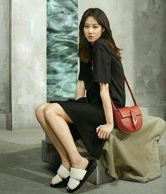 Kong Hyo Jin for Vincis'