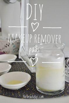 DIY homemade makeup