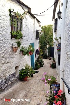 Calle de Juviles Andalusia Spain, Granada Spain, Spain Holidays, Villa Design, Beautiful Places In The World, Sierra Nevada, Seville, Spain Travel, Malaga