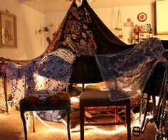 Huge sitting room den
