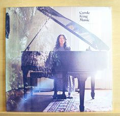 CAROLE KING - Music - Vinyl LP - FOC - Some Kind of Wonderful Carry your Load