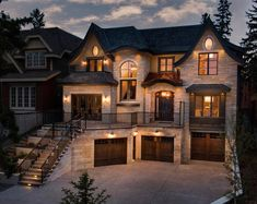What do you think of this luxurious stone home in Calgary, Alberta, Canada-We make a living by what we get, but we make a life by what we giveTag your photos with