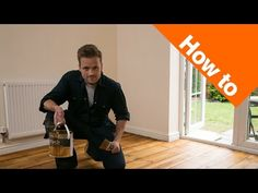 How to Sand & Varnish Floorboards Part 2: Varnishing - YouTube