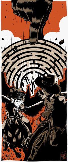 Westworld - Simon Delart ----