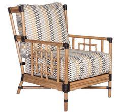 Alex Rattan Chair via Society social