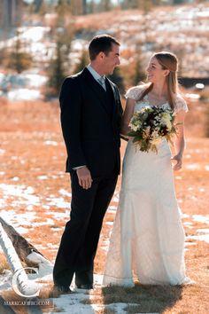 real colorado wedding   Ivy & Aster   anna be denver