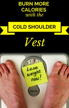 Dr Oz learned more about the Cold Shoulder Vest that claims to help you burn hundreds more calories per day, making it easier to lose weight.
