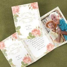 select from among so many photo wedding anniversary invitations for all anniversary party milestones