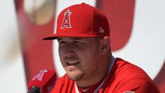 5daeaa269 Mike Trout chose to forego free agency once again by signing a long-term  extension with the Los Angels Angels two years before his previous deal  expired