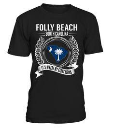 Folly Beach, South Carolina - It's Where My Story Begins #FollyBeach