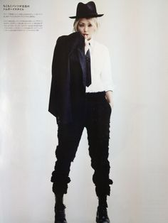 GINZA 〜安室奈美恵:究極のマニッシュ~の画像 | Hiro☆の気ままなブログ
