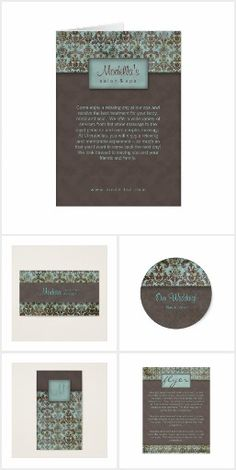 Elegant wedding invitations with pretty damask pattern and business card and stationery. Elegant Wedding Invitations, Damask, Special Day, Stationery, Business, Frame, Pretty, Pattern, Cards